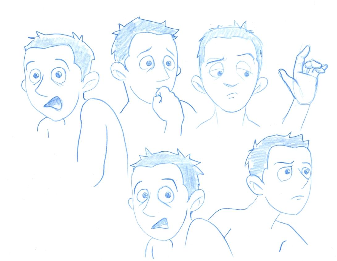 dessin de personnage