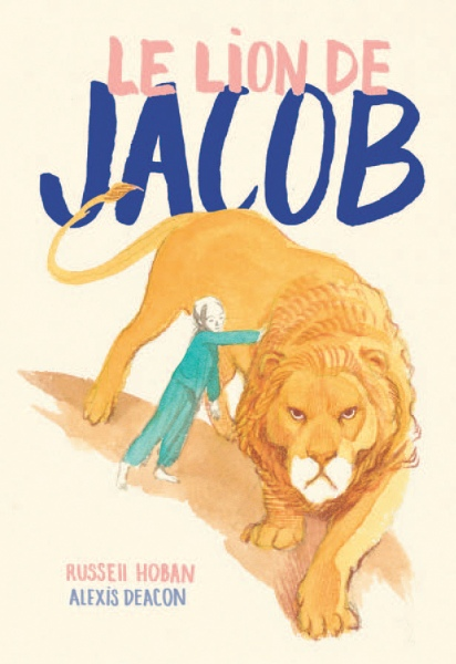 couverture du Lion de Jacob