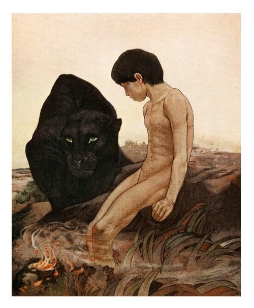 Illustration des frères Detmold